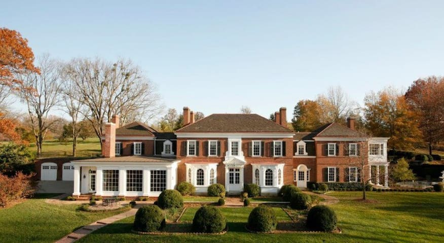 Kentucky Derby Estate Rental