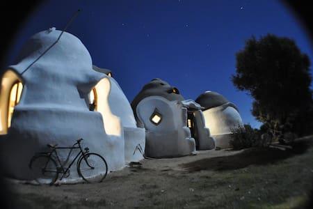 Finca La Tierra, Spain - Fresnedilla - Jordhus