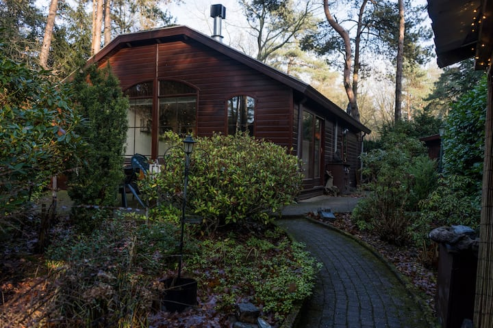 Wooden Chalet in the Forest!  - peace & quiet -