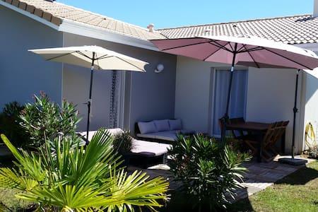 Maison confortable 20' des plages - Saubusse - 独立屋