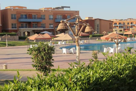 Chalet in Blumar Wadi El Dome (Families only)