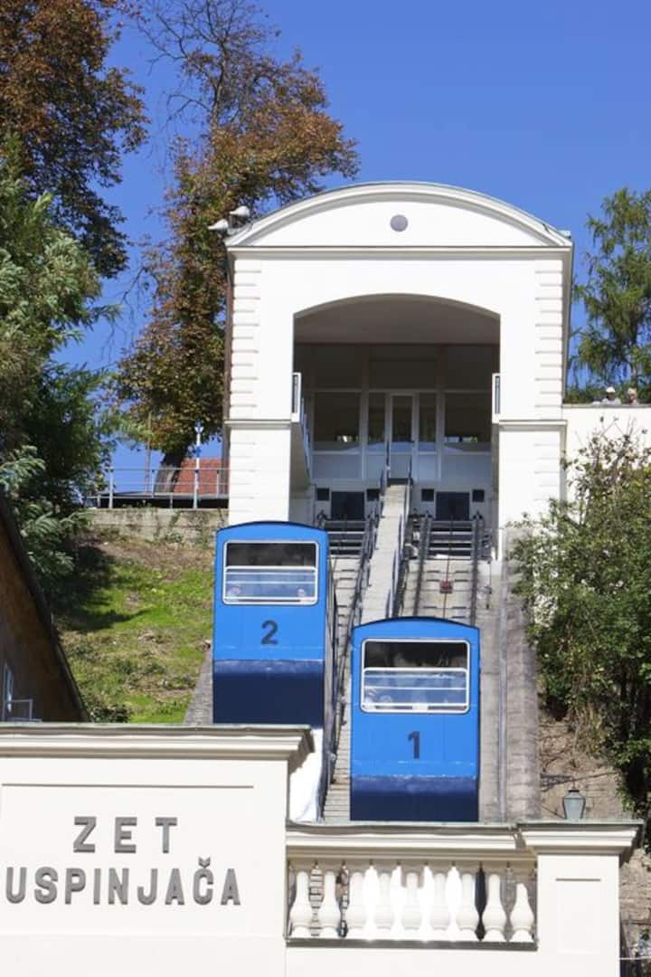 Our funicular