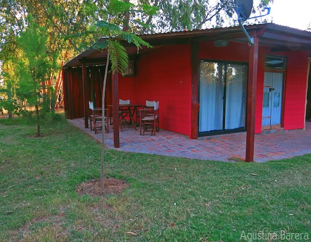 Escape para parejas en Chacra Once Robles 6
