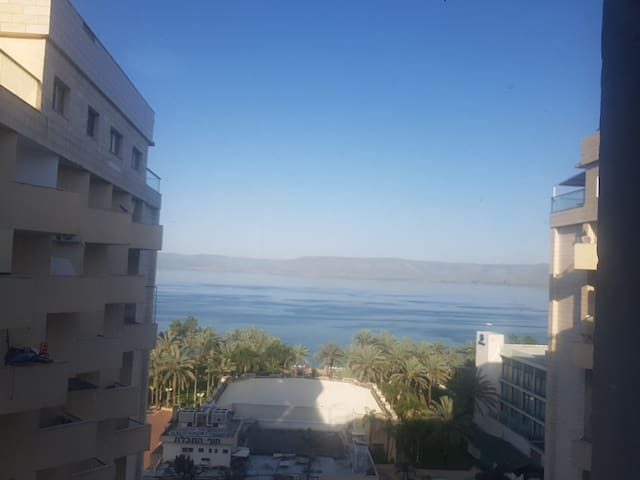 Apartment at Kings view - Tiberias sea of Galilee