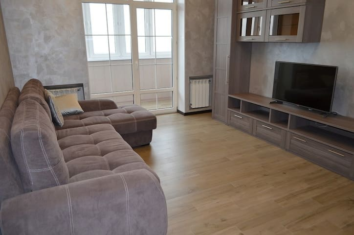 2 комнатная квартира - Podolsk - Apartamento com serviços incluídos