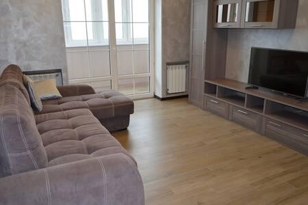 2 комнатная квартира - Podolsk - Hotellipalvelut tarjoava huoneisto
