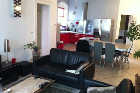 Jolie chambre dans maison de ville - Saint-Étienne