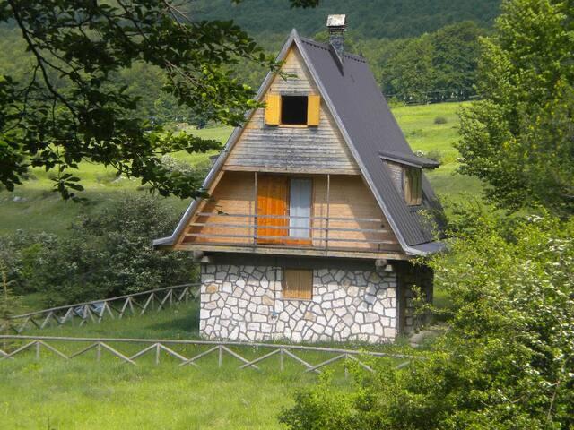Baita in Montagna – Prati di Tivo - Pietracamela - Cabin