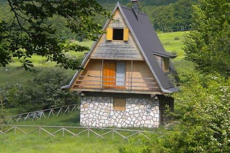 Baita in Montagna – Prati di Tivo - Pietracamela - 小木屋