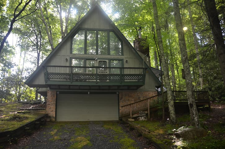 Quiet Cabin near Banner Elk/Sugar/Beech Mountains