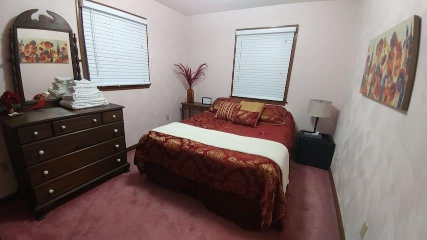 Bedroom in Beautiful Bellefonte