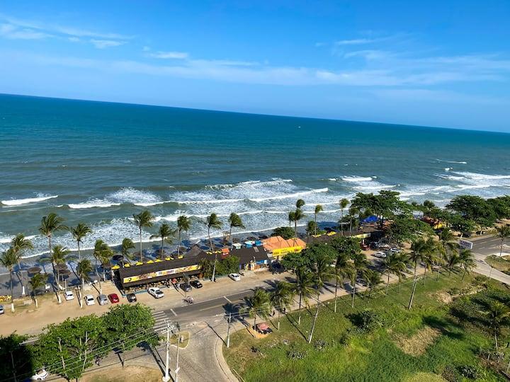 Apartamento em frente ao mar em Ilhéus / Bahia .