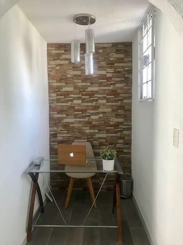 Zona de trabajo-Wifi