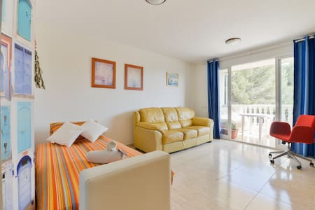 Cozy Bed close to the Beach/ City in Santa Eulalia - Santa Eulària des Riu