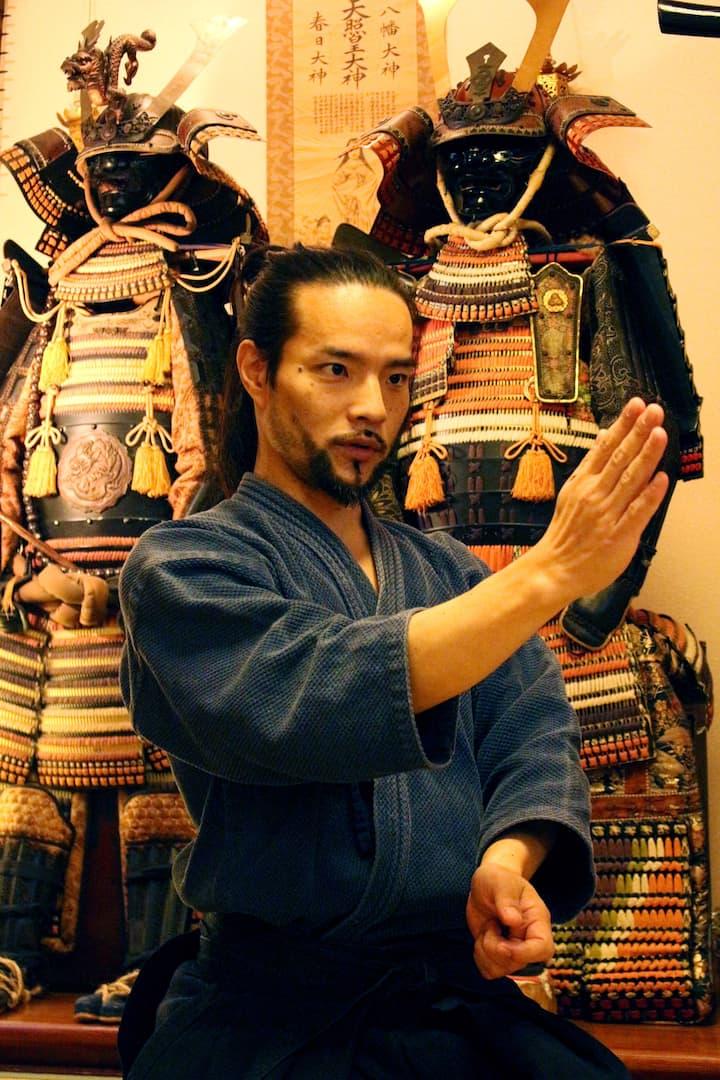 BUGAKU founder : Koshiro Minamoto