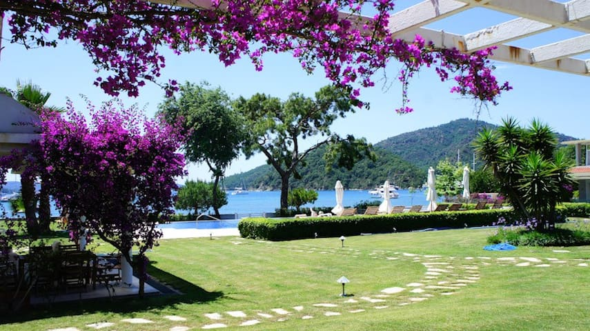 Super Luxury Reasonable  Price House - Göcek Belediyesi - Wohnung