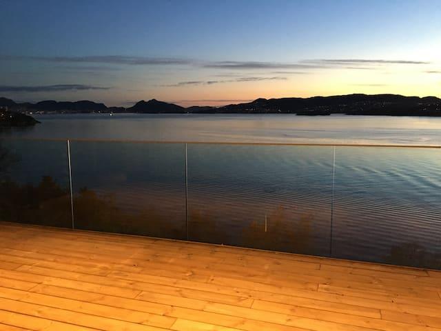 Villa Fjord Panorama