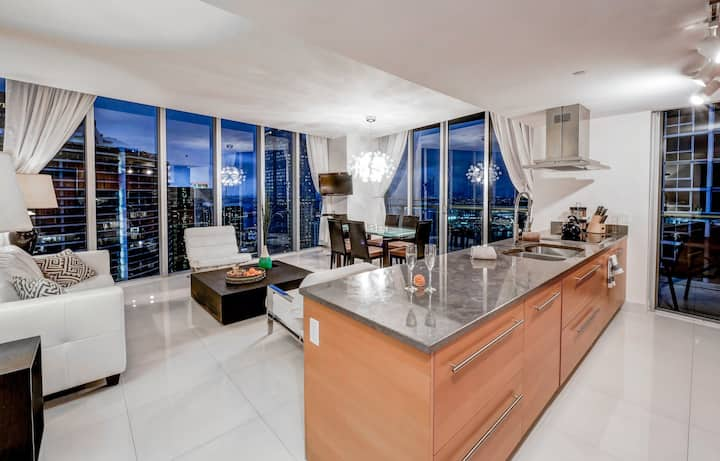 PENTHOUSE SPECT.2Beds/2BCLOSER TO SKY