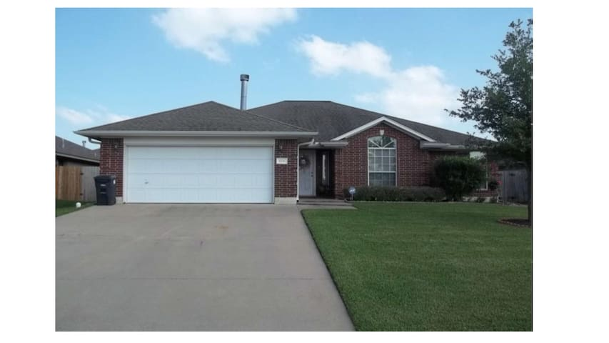 House for weekend rental - Perfect for A&M games - College Station - House