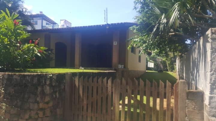Casa em Ilhabela - Condominio na Praia da Siriúba