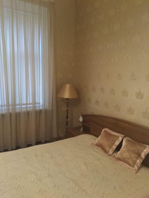 Комната 2-спальня