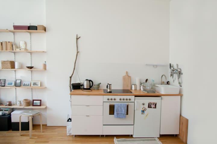 central, cosy studio-apartment - Viena - Apartamento