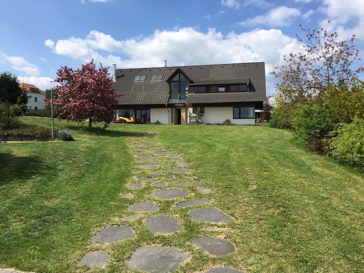 Rekreační dům- Kostelní Střimelice