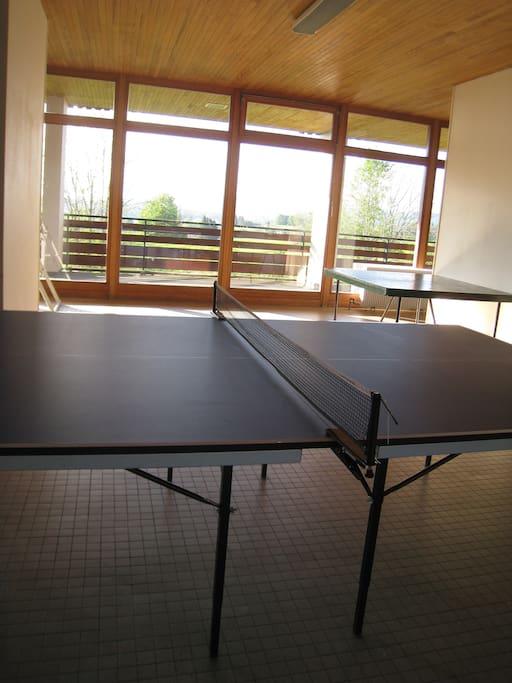 Studio simple et chaleureux aux rousses wohnungen zur - Ligue de franche comte tennis de table ...