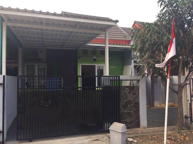 Home Semi Furnished Villa Mutiara Cikarang 2