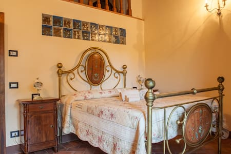 Splendid apartment in Tuscany - Sovicille - Wohnung