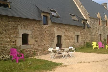 Grande maison de caractère en morbihan