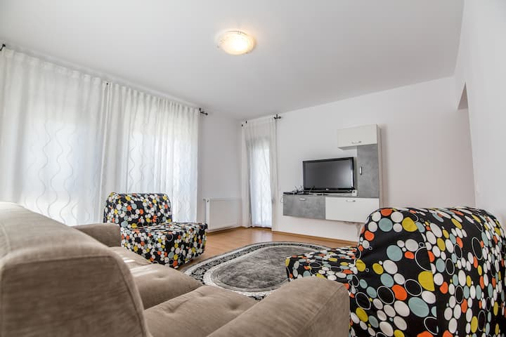 Confort Apartment - Brand New