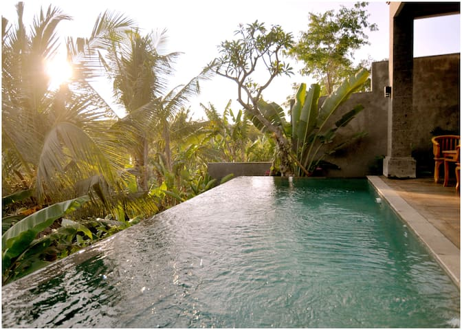 River Valley Villa   2bedrooms  with private pool