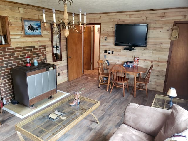 MOUNTAIN ESCAPE 3 bedroom Cabin, just renovated