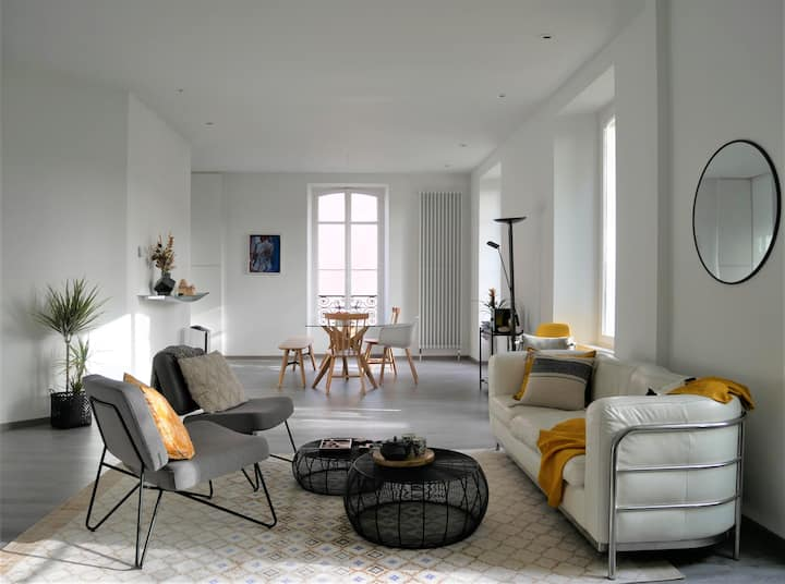 High standing apartment in Mulhouse