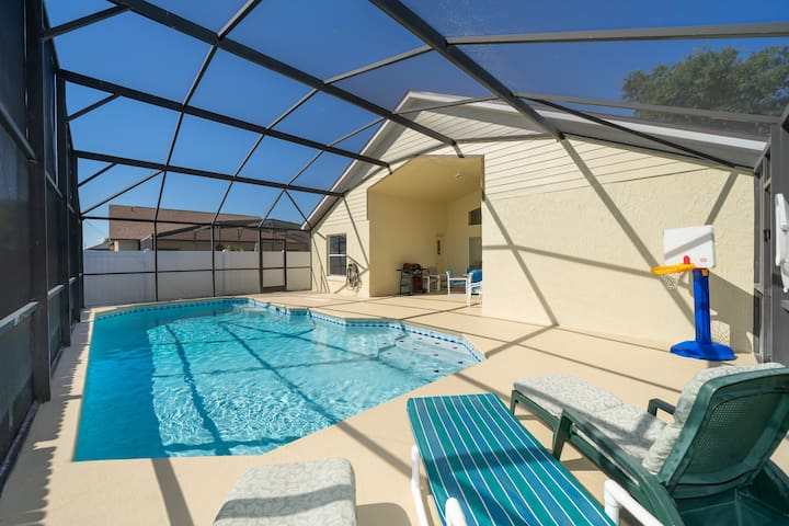 DEAL!4BR,2KingMasters,Pool,HBO,GameRm,BBQ LOCATION