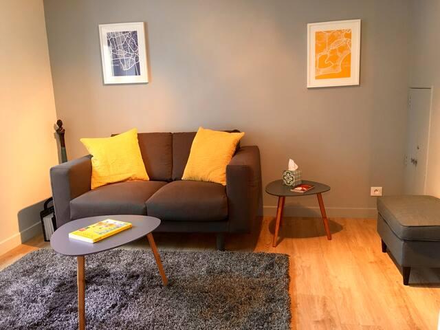Cosy small duplex apartment - Versailles - Apartamento