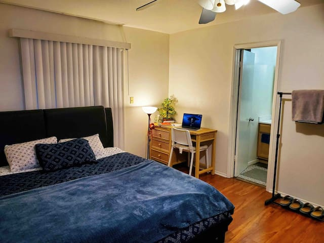 Home Away From Home 2 (private BR & BA) ✨🛏️🏡