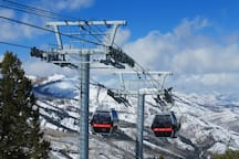 Connecting Canyons and Park City