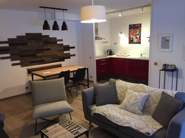 Appartement de 80 m2 - 100% Plaisir