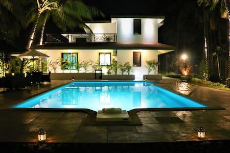 Awas Beach House - Alibag - Vila