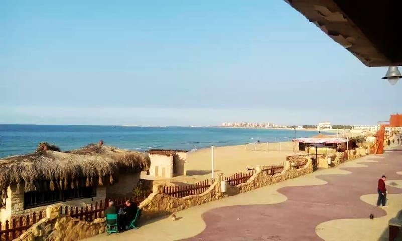 Exceptional Front Beach Villa in Alexandria - İskenderiye - Villa
