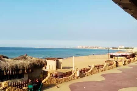 Exceptional Front Beach Villa in Alexandria - アレクサンドリア - 別荘