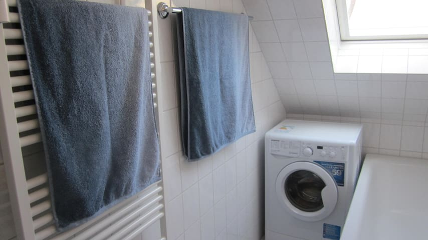 Waschmaschinenmitbenutzung