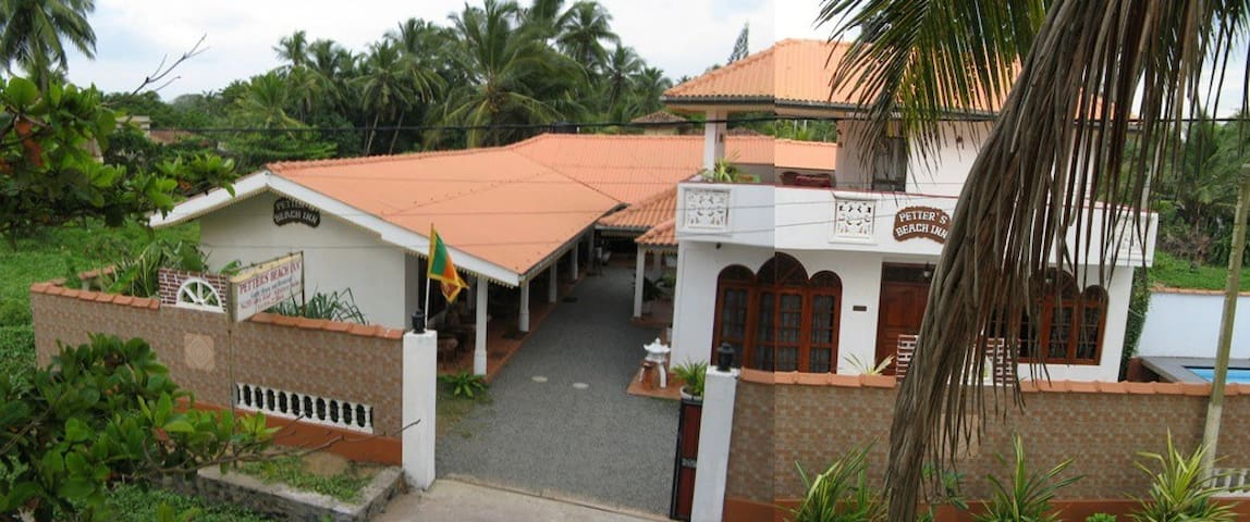 Petter's Beach Inn - Wadduwa - Bed & Breakfast