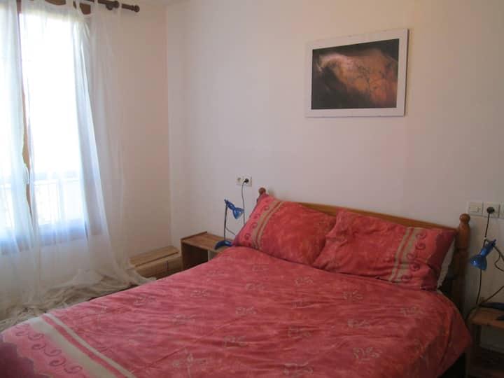 Cazes-Mondenard: Rue Taillefer,  Mondenard room