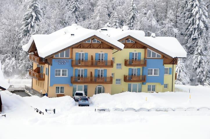 Residence Alice, appartamenti in montagna. - Peio