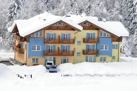 Residence Alice, appartamenti in montagna.