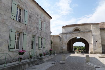 La Voute, 17800 Pons - Pons - Hus