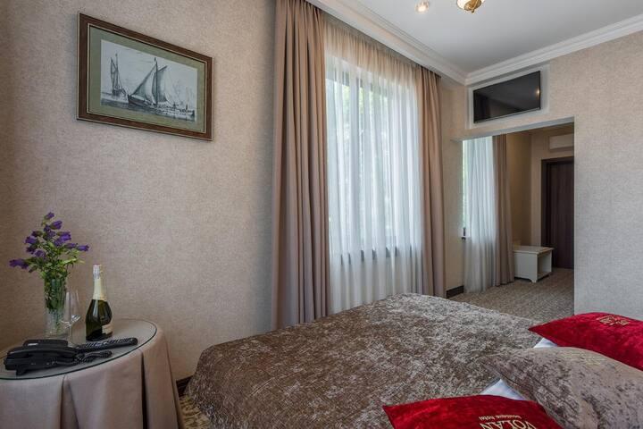 Бутик-отель De Volan: классический номер 2